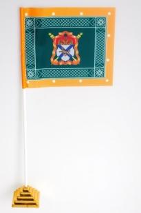 Двухстороннее знамя Уссурийского Казачьего войска