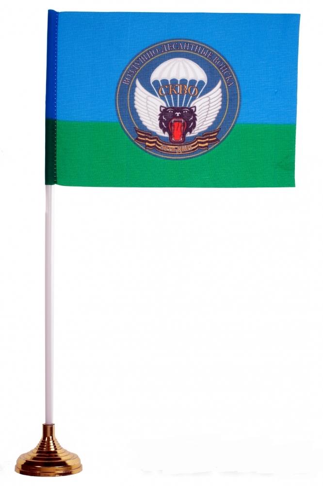 Флажок настольный ВДВ 56 гв. ДШП