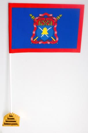 Флажок настольный Волжское казачье войско