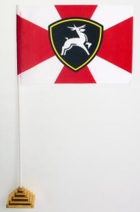 Двухсторонний флаг «Приволжский военный округ»