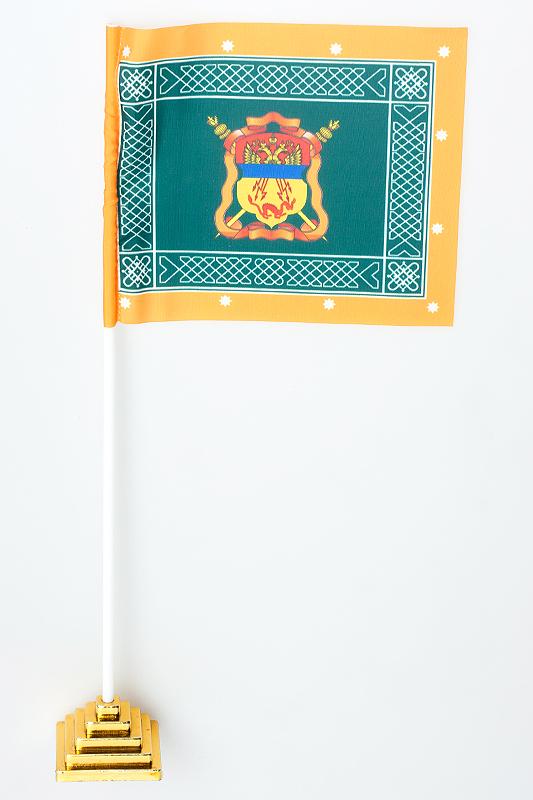 Флажок настольный Знамя Забайкальского Казачьего войска