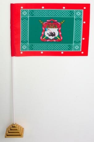 Флажок настольный Знамя Енисейского Казачьего войска