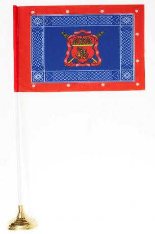 Флажок настольный Знамя Центрального Казачьего войска