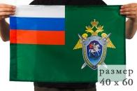 Флажок Следственного комитета 40x60