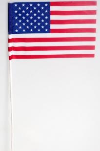 Двухсторонний флаг США