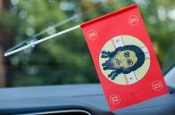 Флажок в машину «Русская Хоругвь»