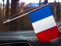 Флажок Франции