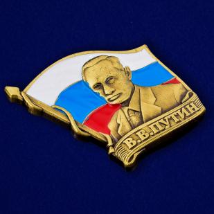 Фрачник с Путиным-общий вид