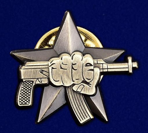 Фрачник в подарок для Спецназа ВВ