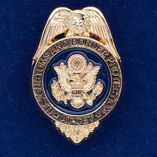 """Фрачник США """"Таможенная и пограничная охрана"""""""