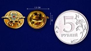 """Фрачник ВДВ """"Купол""""-сравнительный размер"""