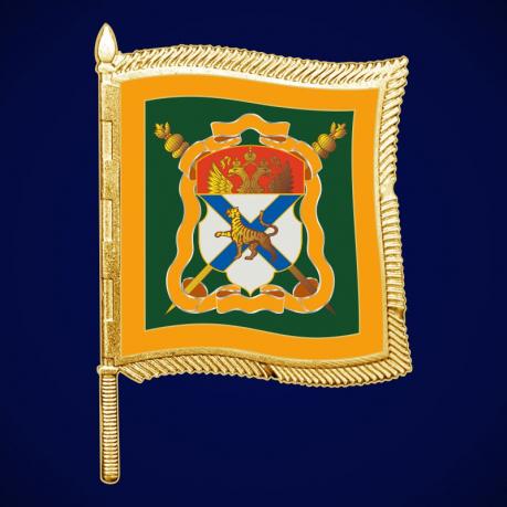 Фрачный знак Уссурийского казачьего войска