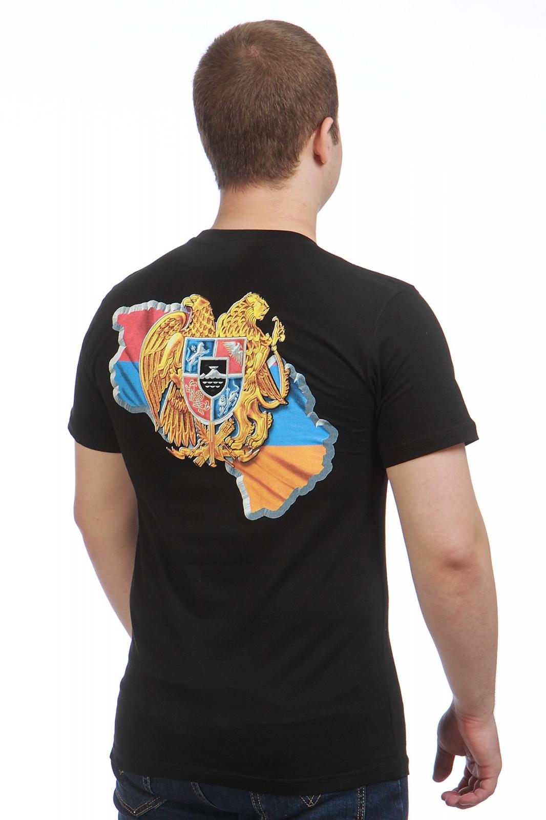 Цена футболки Армения