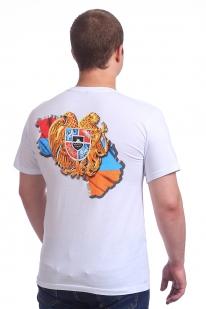 Футболка армянская по выгодной цене