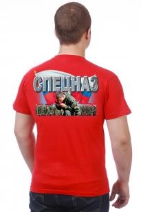"""Футболка """"Краповые береты"""" купить в Военпро"""
