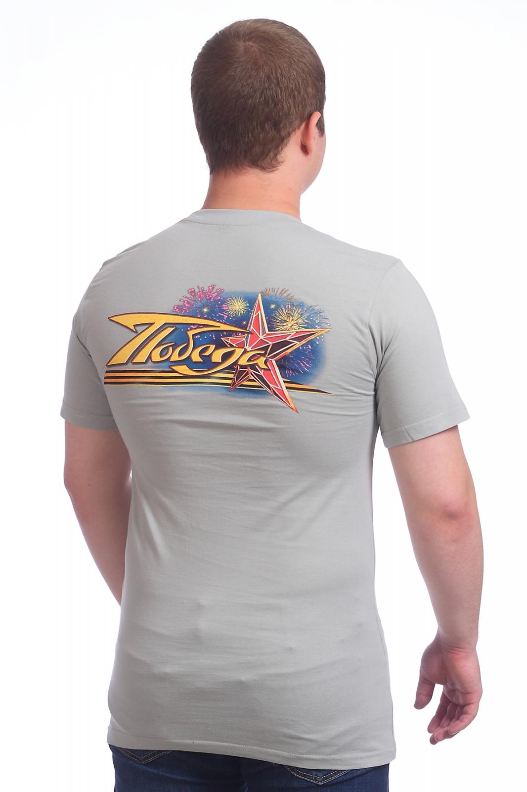 Выгодная цена на футболки Маршал Победы