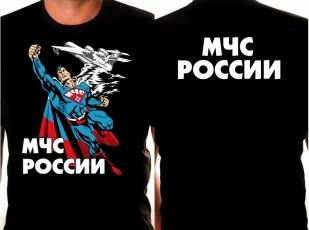 "Футболка ""МЧС Супермен"""