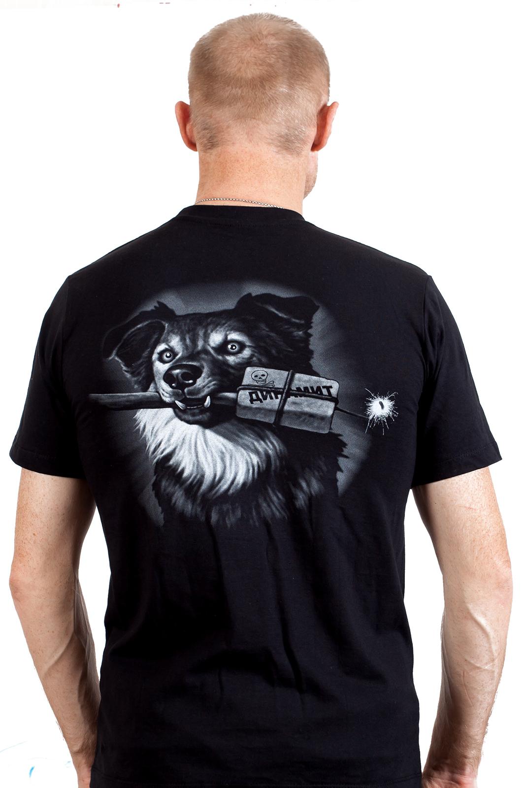 Прикольная футболка рыбаку
