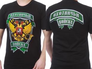 Купить футболки Охотничьи войска