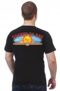 """Купить футболку """"Правило Пересвета"""""""