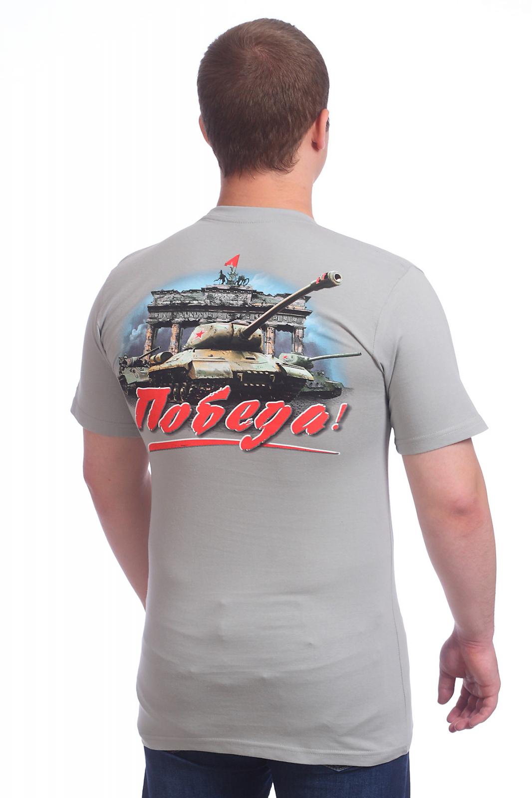 Купить футболку Регулировщица Победы