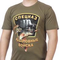 "Футболка ""Рыболовный спецназ"""