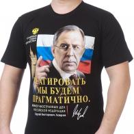 Футболка с Лавровым