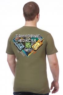 Купить футболку с танками
