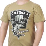 "Футболка ""Спецназ рыболовный"""