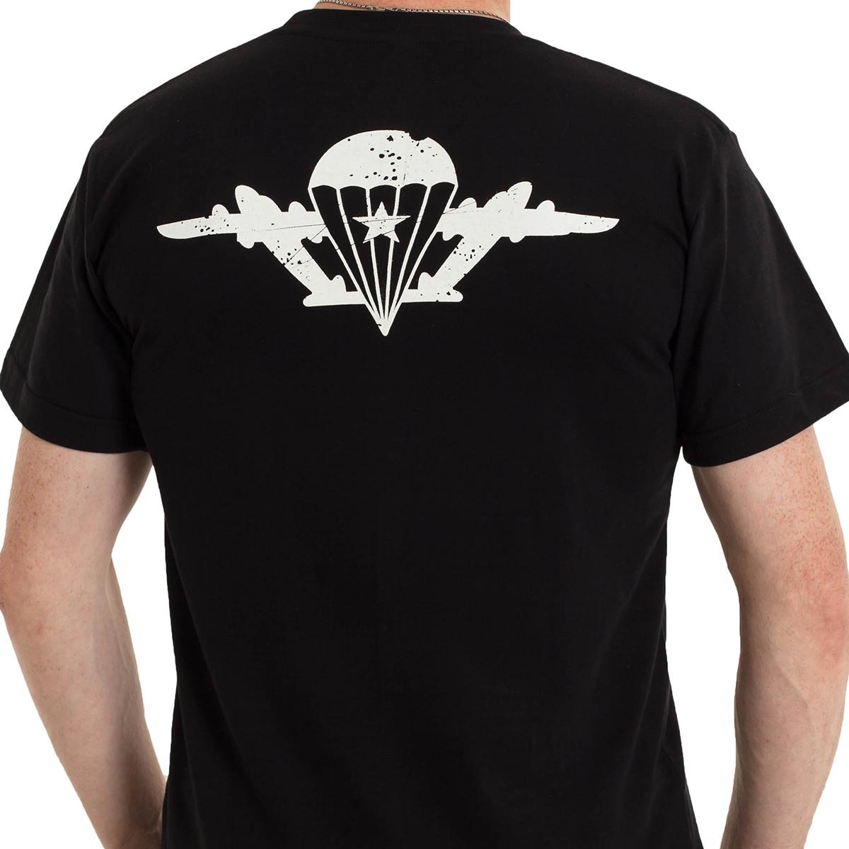 Футболка ВДВ «Крылья» - дополнение к снаряжению десантника