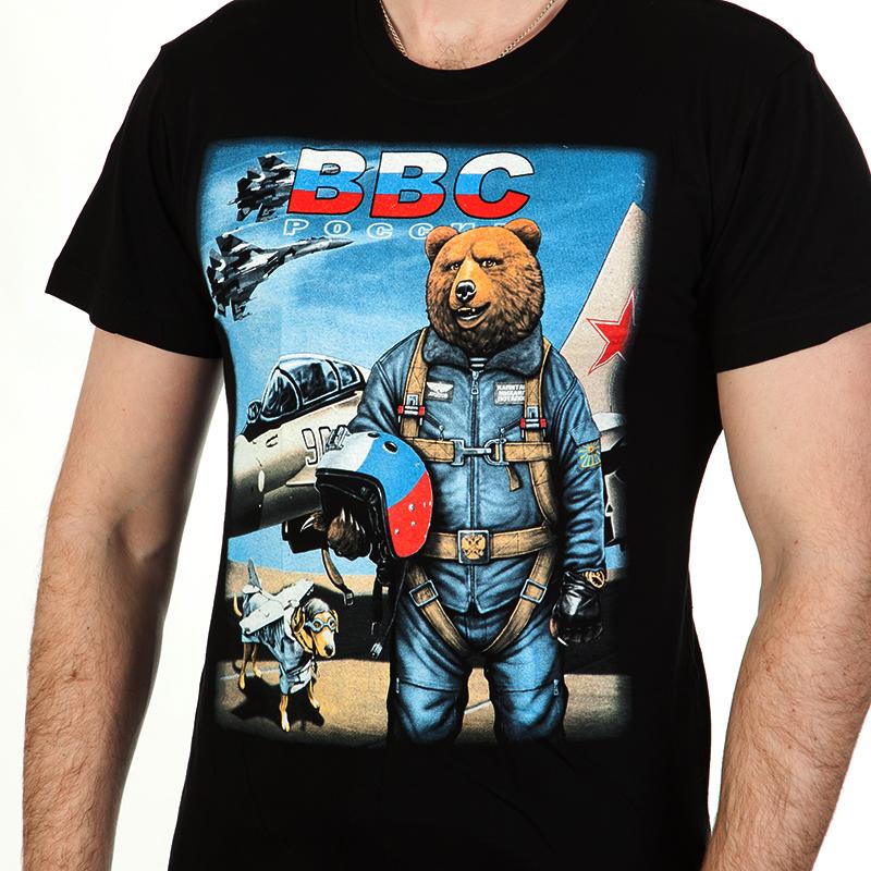 Футболка ВВС «Медведь»