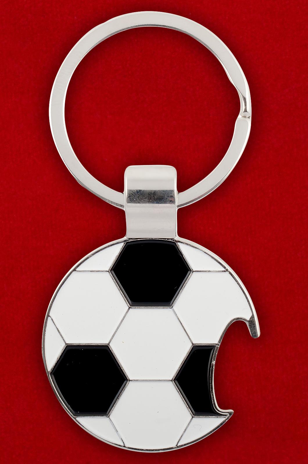 Футбольные и прикольные брелки для ключей