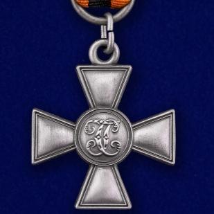 Первый Георгиевский крест - общий вид