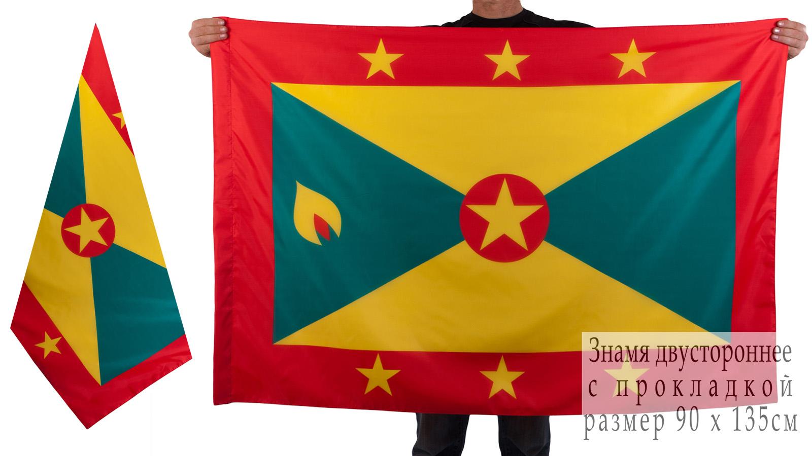 Государственный флаг Гренады