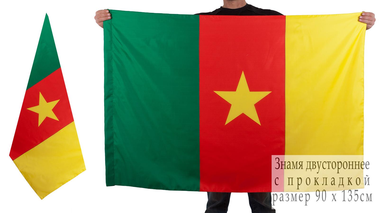 Государственный флаг Камеруна