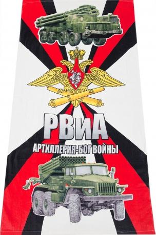 Хлопковое полотенце «РВиА»