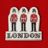 Royal Guard Of London Pin