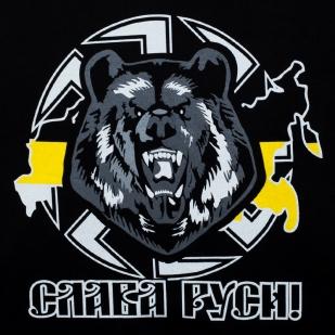 """Имперская футболка с изображением """"Медведь Коловрат"""""""