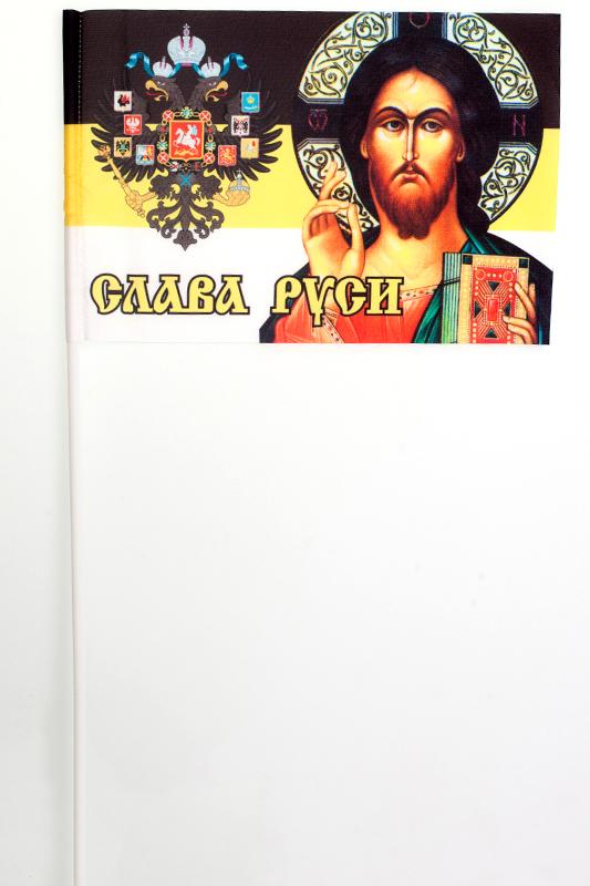 Имперский флажок на палочке «Хоругвь»