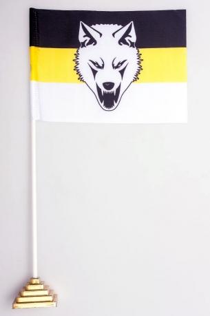 Имперский флажок настольный «Сопротивление»
