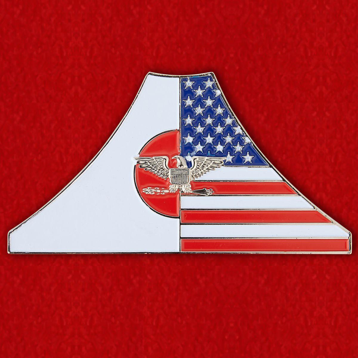 J3 US Forces Jahan Challenge Coin