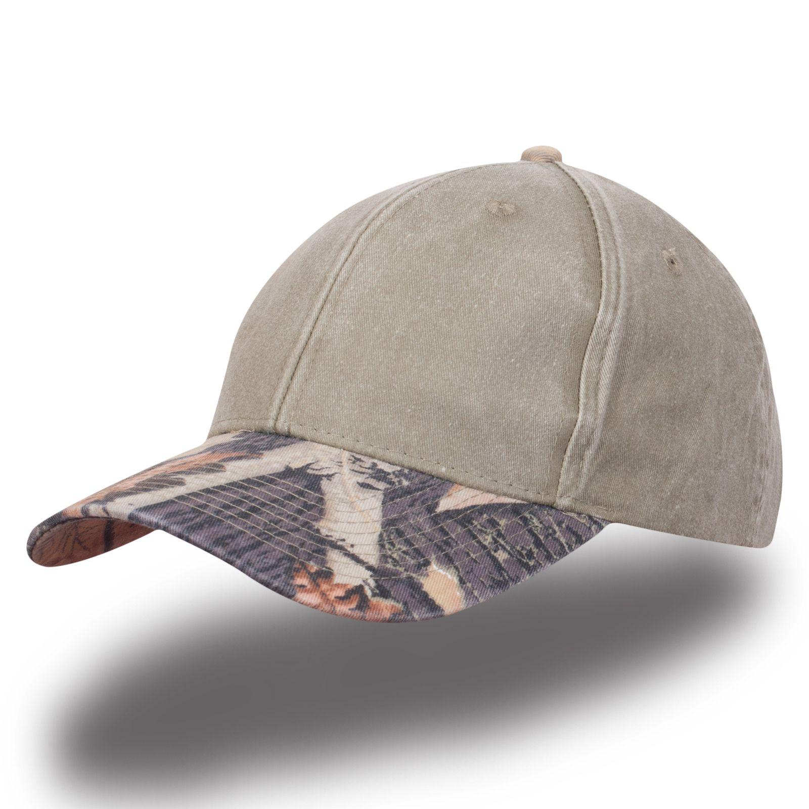 Камуфляжная кепка - купить с доставкой
