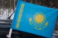 Казахстанский флаг