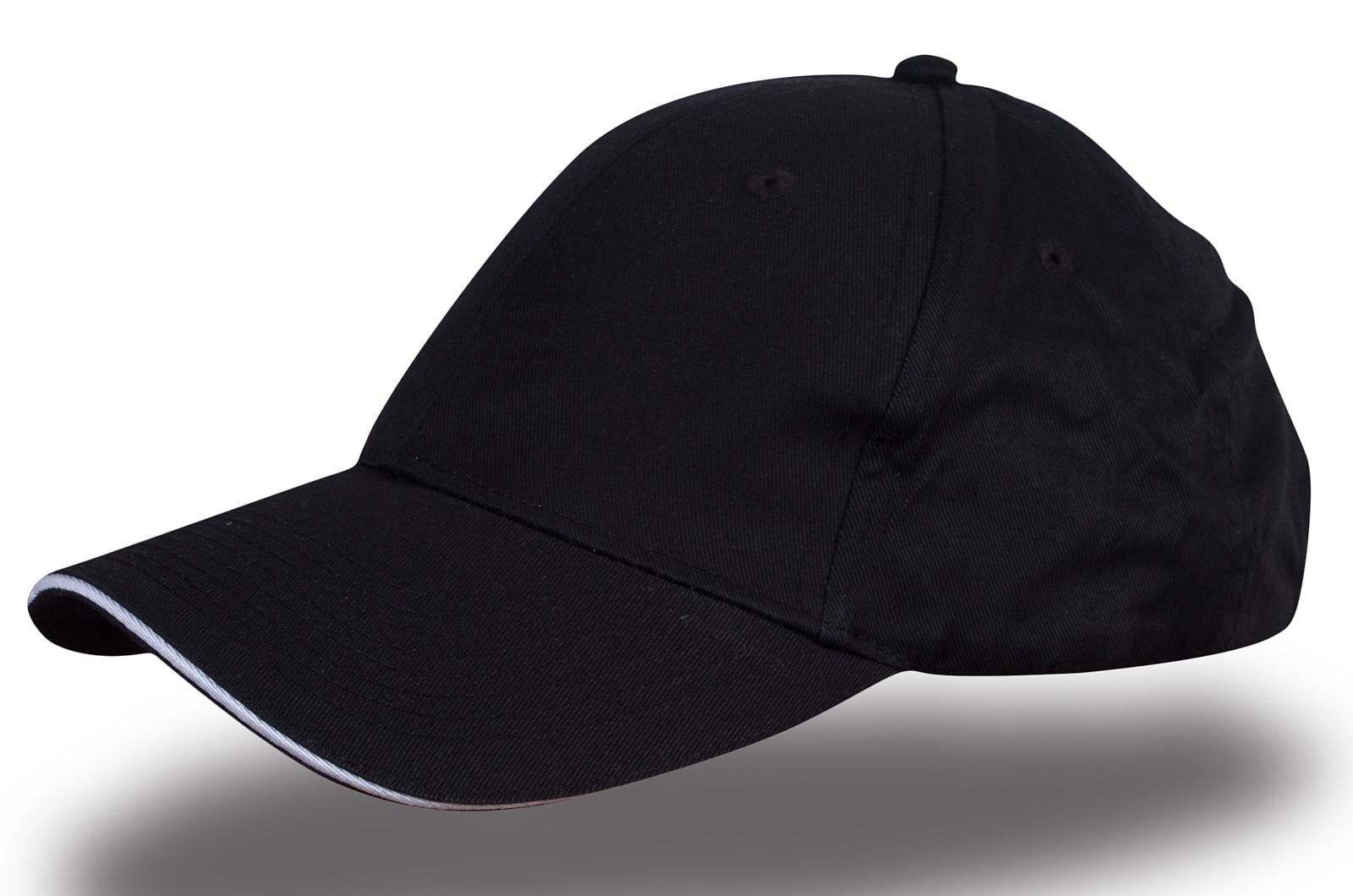 Кепка черная - купить в интернет-магазине с доставкой
