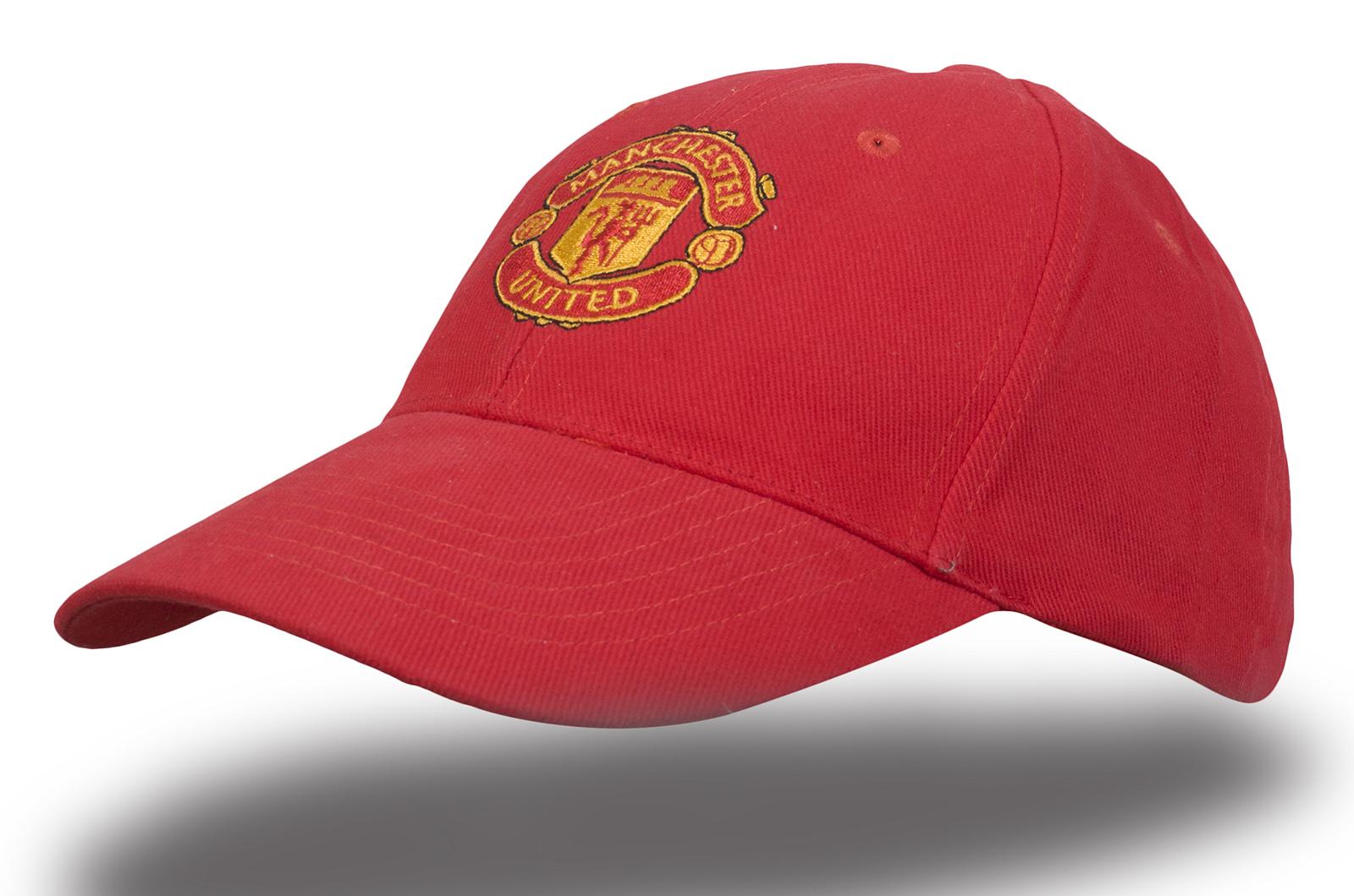 Кепка Manchester United - купить в интернет-магазине с доставкой