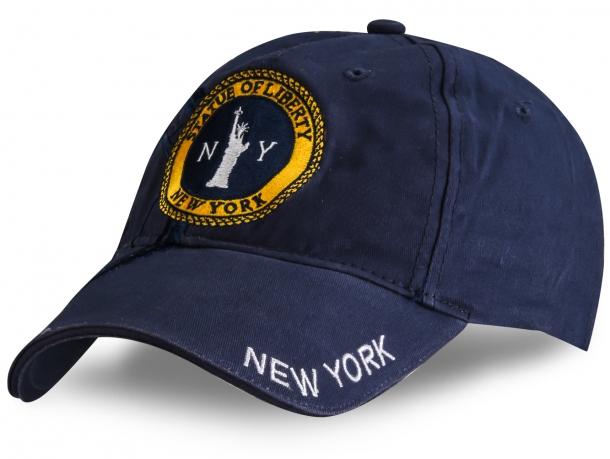 Кепка New-York - купить в интернет-магазине с доставкой