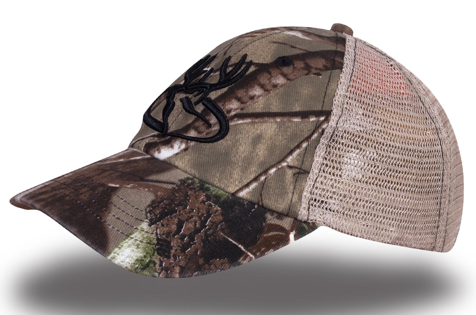 Кепка охотника с сеткой - купить в интернет-магазине