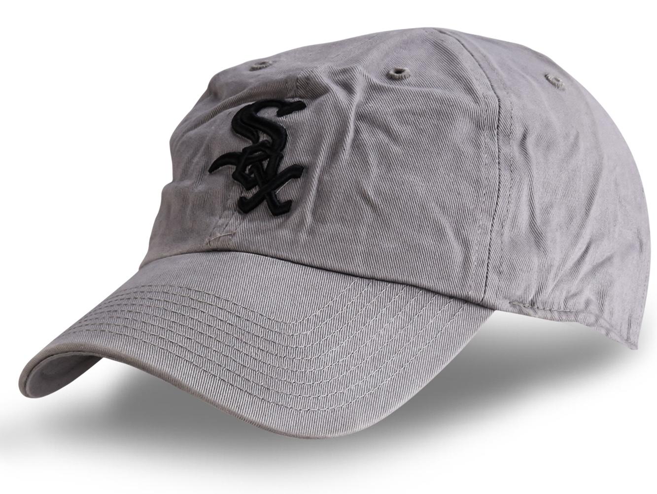 Кепка Sox - купить в интернет-магазине с доставкой