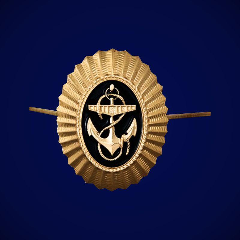 Кокарда ВМФ малая