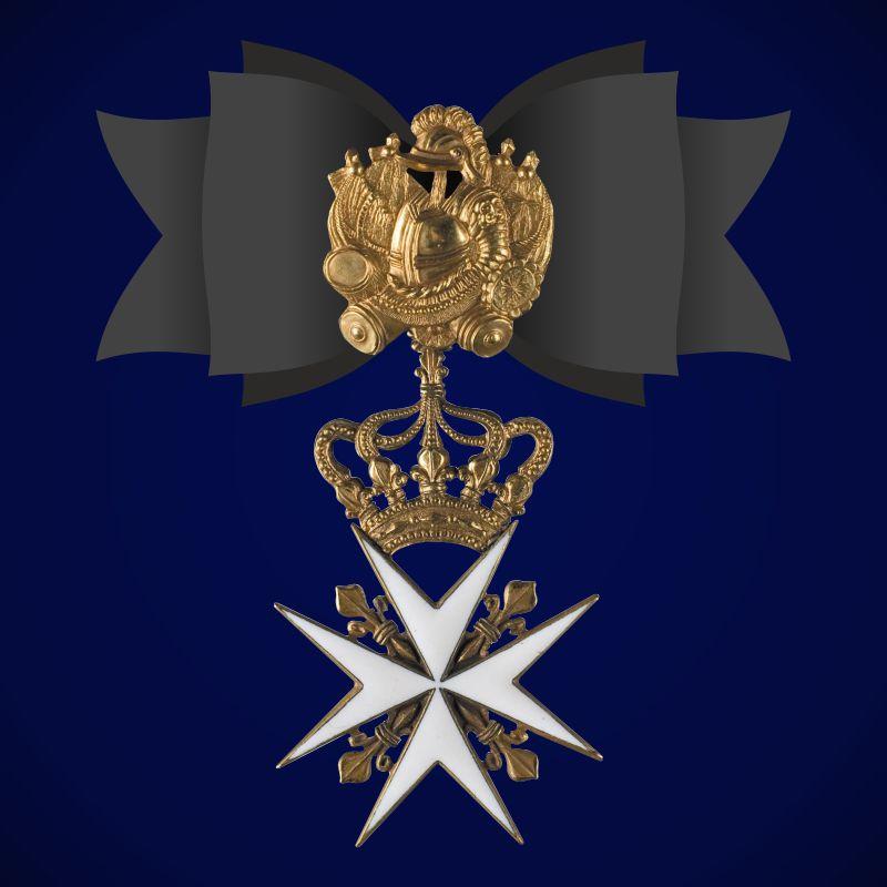 Командорский крест ордена Святого Иоанна Иерусалимского (Мальтийского)
